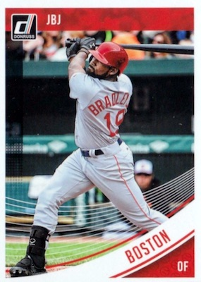 2018 Donruss Baseball Variations Guide 9