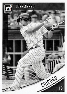 2018 Donruss Baseball Variations Guide 11