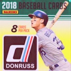 2018 Donruss Baseball Cards