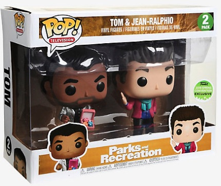 Funko Pop Parks and Recreation Vinyl Figures 10