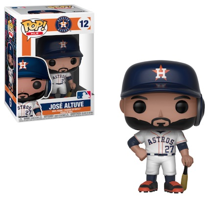 Ultimate Funko Pop MLB Figures Checklist and Gallery 24