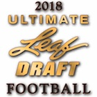 2018 Leaf Ultimate Draft
