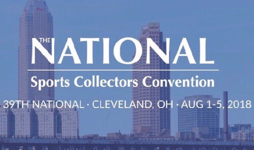 2018 National Sports Collectors Convention Guide 1