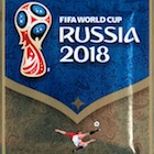 2018 Panini World Cup Stickers Russia
