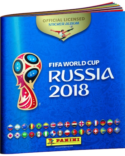Complete Guide to Panini World Cup Sticker Albums 1