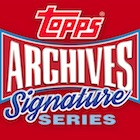 2018 Topps Archives Signature Series Active Player Edition Baseball Cards