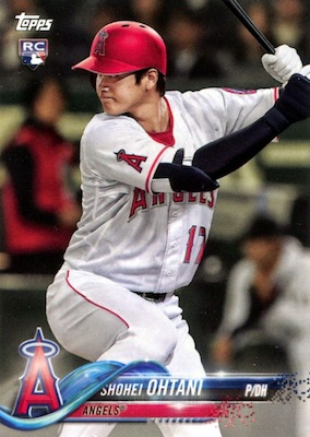 Shohei Ohtani Rookie Cards Checklist and Gallery 26