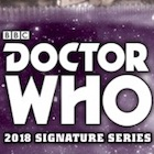 2018 Topps Doctor Who Signature Series Trading Cards
