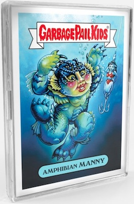 2018 Topps GPK Wacky Packages Not-Scars Trading Cards 1