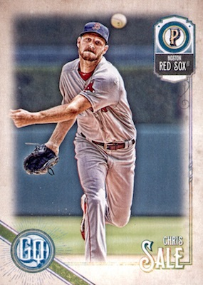 2018 Topps Gypsy Queen Baseball Variations Guide 32