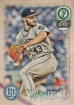 2018 Topps Gypsy Queen Baseball Variations Guide 40