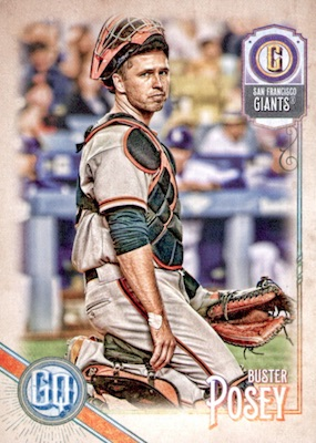 2018 Topps Gypsy Queen Baseball Variations Guide 99
