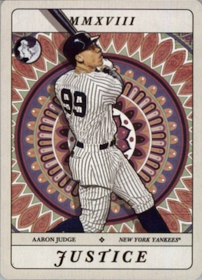 2018 Topps Gypsy Queen Baseball Cards 32