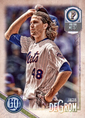 2018 Topps Gypsy Queen Baseball Variations Guide 111