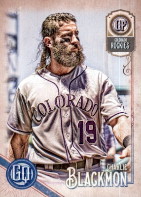 2018 Topps Gypsy Queen Baseball Variations Guide 121