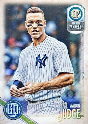 2018 Topps Gypsy Queen Baseball Variations Guide 125