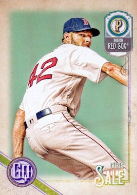 2018 Topps Gypsy Queen Baseball Variations Guide 33