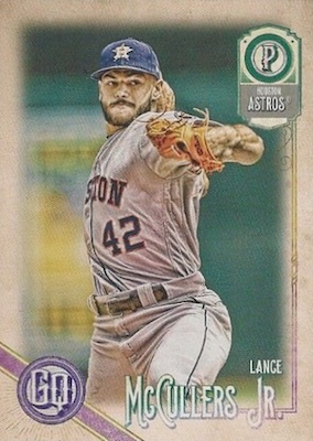 2018 Topps Gypsy Queen Baseball Variations Guide 41