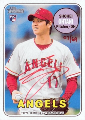 Shohei Ohtani Rookie Cards Checklist and Gallery 58