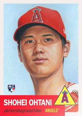 Shohei Ohtani Rookie Cards Checklist and Gallery 64