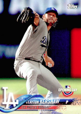 2018 Topps Opening Day Baseball Variations Gallery 2