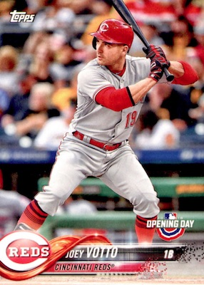 2018 Topps Opening Day Baseball Variations Gallery 50
