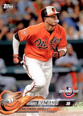 2018 Topps Opening Day Baseball Variations Gallery 12