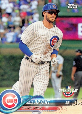 2018 Topps Opening Day Baseball Variations Gallery 4