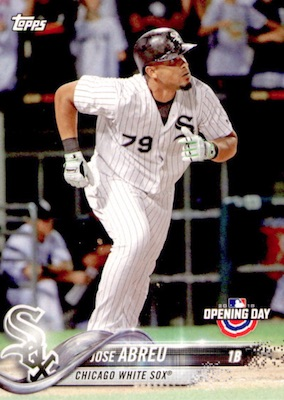 2018 Topps Opening Day Baseball Variations Gallery 14