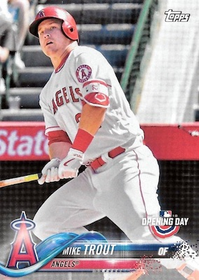 2018 Topps Opening Day Baseball Variations Gallery 6