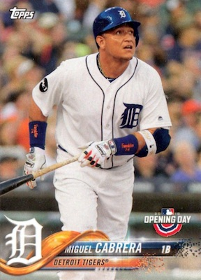 2018 Topps Opening Day Baseball Variations Gallery 20