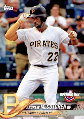2018 Topps Opening Day Baseball Variations Gallery 36