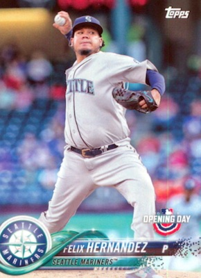 2018 Topps Opening Day Baseball Variations Gallery 40