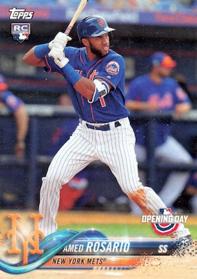 2018 Topps Opening Day Baseball Variations Gallery 30