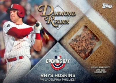 2018 Topps Opening Day Baseball Cards 6