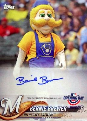 2018 Topps Opening Day Baseball Cards 26