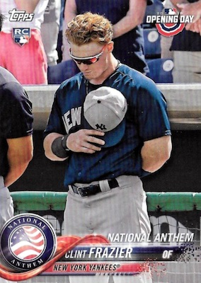 2018 Topps Opening Day Baseball Cards 35