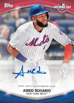 2018 Topps Opening Day Baseball Cards 29