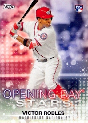 2018 Topps Opening Day Baseball Cards 41