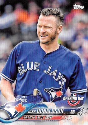 2018 Topps Opening Day Baseball Variations Gallery 47