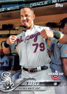 2018 Topps Opening Day Baseball Variations Gallery 15