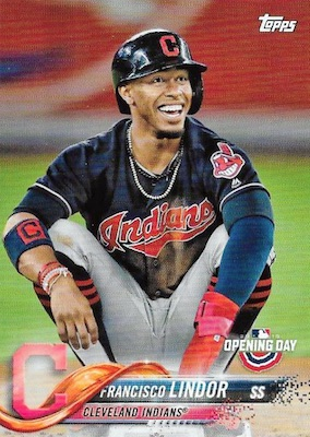 2018 Topps Opening Day Baseball Variations Gallery 17