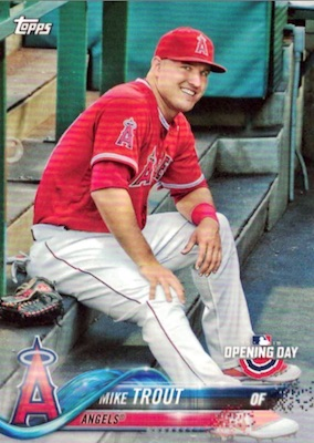 2018 Topps Opening Day Baseball Variations Gallery 7