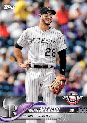 2018 Topps Opening Day Baseball Variations Gallery 19