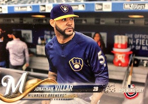 2018 Topps Opening Day Baseball Variations Gallery 27