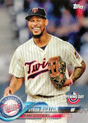 2018 Topps Opening Day Baseball Variations Gallery 29