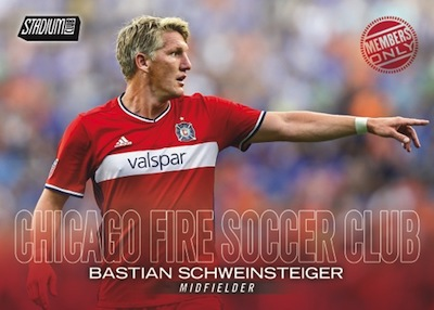 2018 Topps Stadium Club MLS Soccer Cards 3