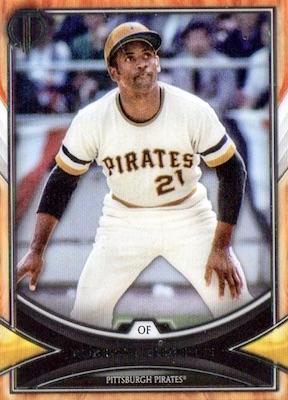 2018 Topps Tribute Baseball Cards 24