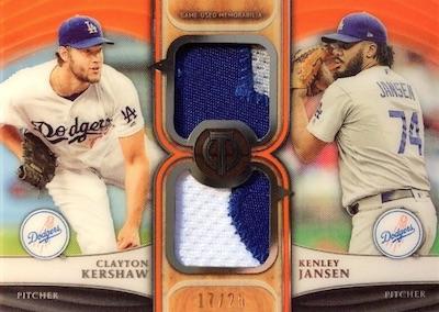 2018 Topps Tribute Baseball Cards 29
