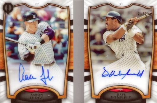 2018 Topps Tribute Baseball Cards 5